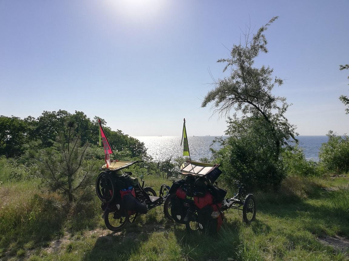 014 – Abenteuerlicher Weg ans Schwarze Meer