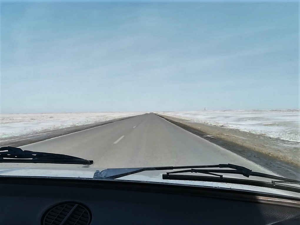 030 – Weiter Weg nach Hause